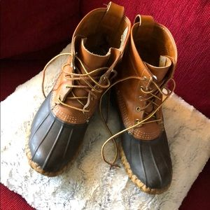 L.L.Bean Hunting Boots Ladies 9 or Men's 7